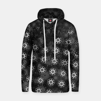 swallow pattern, witch star Hoodie thumbnail image