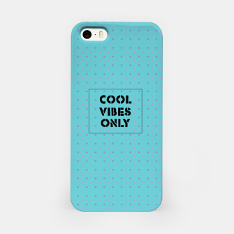 Cool Vibes Only iPhone Case thumbnail image