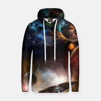 Thumbnail image of Beyond Space & Time Hoodie, Live Heroes