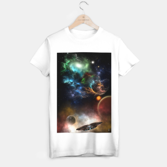 Miniaturka Beyond Space & Time T-shirt regular, Live Heroes