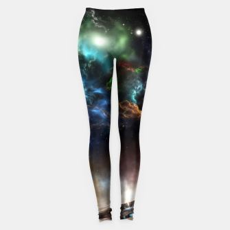 Miniaturka Beyond Space & Time Leggings, Live Heroes