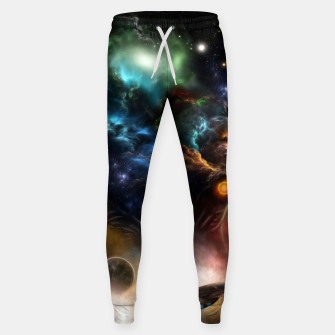Thumbnail image of Beyond Space & Time Sweatpants, Live Heroes