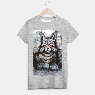 Lynx Lynx T-shirt regular thumbnail image