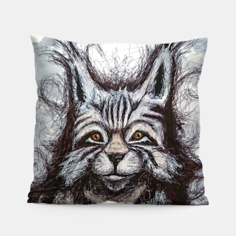 Thumbnail image of Lynx Lynx Pillow, Live Heroes