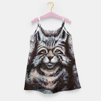 Thumbnail image of Lynx Lynx Girl's dress, Live Heroes