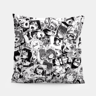 Thumbnail image of Ahegao pictures  Pillow, Live Heroes