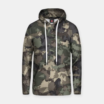 Fat cats camouflage Hoodie thumbnail image