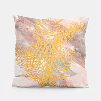 Thumbnail image of Tropical XVIII  Pillow, Live Heroes