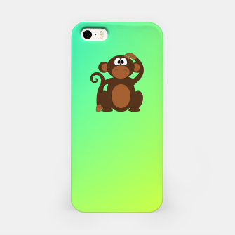Thumbnail image of Monkey iPhone Case, Live Heroes