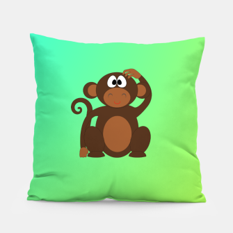 Thumbnail image of Monkey Pillow, Live Heroes