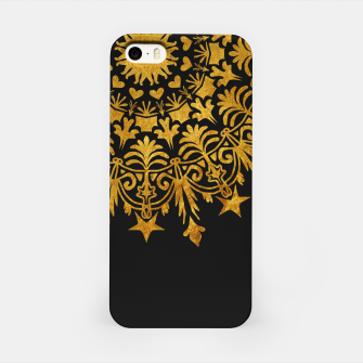 Thumbnail image of Golden Oasis iPhone Case, Live Heroes