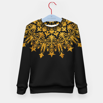 Thumbnail image of Golden Oasis Kid's sweater, Live Heroes