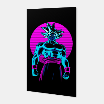 Retro Instinct Canvas thumbnail image