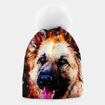 Thumbnail image of german shepherd dog v2ws Beanie, Live Heroes