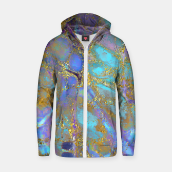 Thumbnail image of Where Mermaids Sing |  Zip up hoodie, Live Heroes