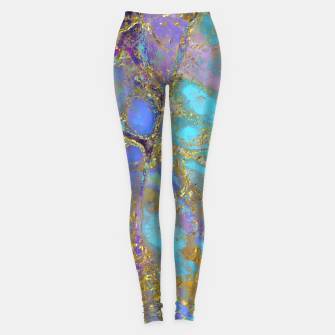Miniaturka Where Mermaids Sing |  Leggings, Live Heroes