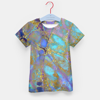 Thumbnail image of Where Mermaids Sing |  Kid's t-shirt, Live Heroes