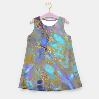 Thumbnail image of Where Mermaids Sing |  Girl's summer dress, Live Heroes