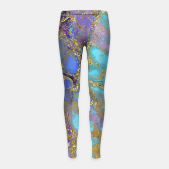 Where Mermaids Sing |  Girl's leggings thumbnail image