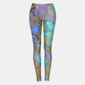 Thumbnail image of Where Mermaids Sing |  Leggings, Live Heroes