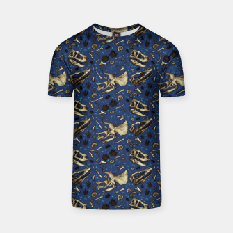 Fossil Bed Pattern T-shirt thumbnail image