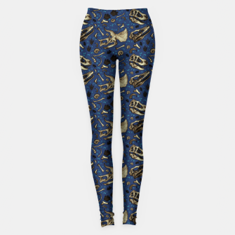 Fossil Bed Pattern Leggings thumbnail image