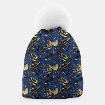 Fossil Bed Pattern Beanie thumbnail image