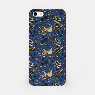 Fossil Bed Pattern iPhone Case thumbnail image