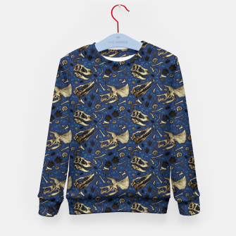 Fossil Bed Pattern Kid's sweater thumbnail image