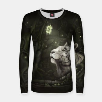 The Cave of Spirits Women sweater thumbnail image
