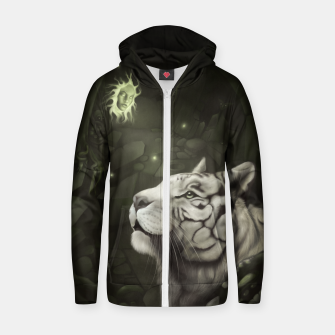 The Cave of Spirits Zip up hoodie thumbnail image