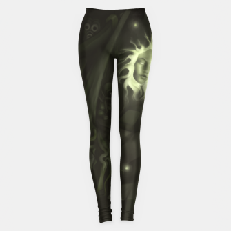 The Cave of Spirits Leggings thumbnail image