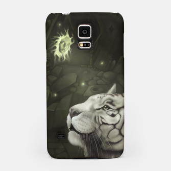 The Cave of Spirits Samsung Case thumbnail image