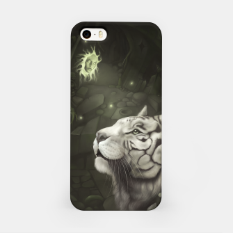 The Cave of Spirits iPhone Case thumbnail image