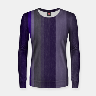 purple Women sweater thumbnail image