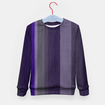 purple Kid's sweater thumbnail image
