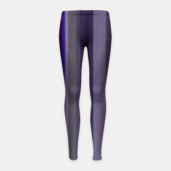 purple Girl's leggings thumbnail image