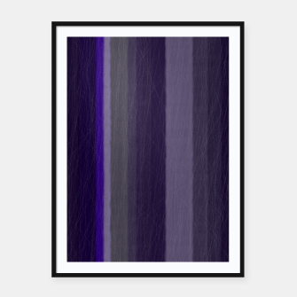 purple Framed poster thumbnail image