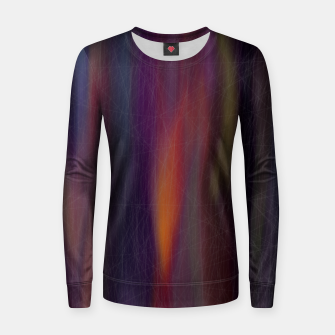 colors mix Women sweater thumbnail image