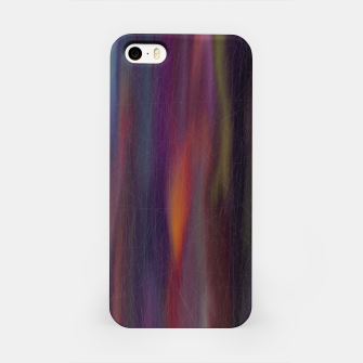 Thumbnail image of colors mix iPhone Case, Live Heroes