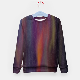 Thumbnail image of colors mix Kid's sweater, Live Heroes