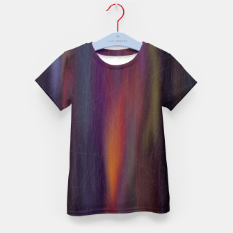 Thumbnail image of colors mix Kid's t-shirt, Live Heroes
