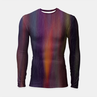 Thumbnail image of colors mix Longsleeve rashguard , Live Heroes