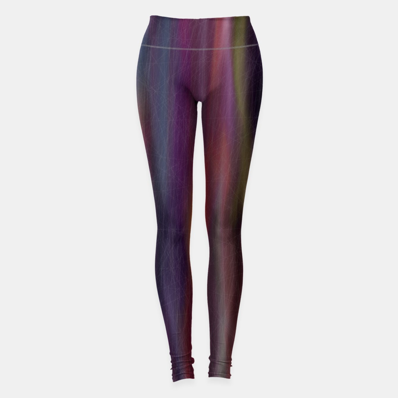 Image of colors mix Leggings - Live Heroes