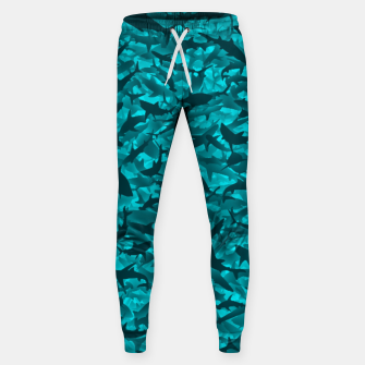 Sharks camouflage Sweatpants thumbnail image