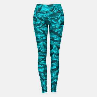 Sharks camouflage Leggings thumbnail image