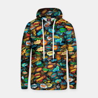 Comics special effects Hoodie thumbnail image