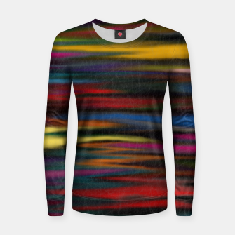 Thumbnail image of colorful Women sweater, Live Heroes