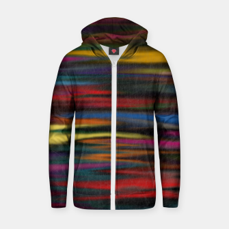 colorful Zip up hoodie thumbnail image