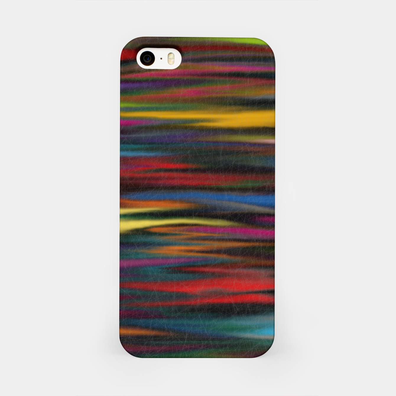 Image of colorful iPhone Case - Live Heroes